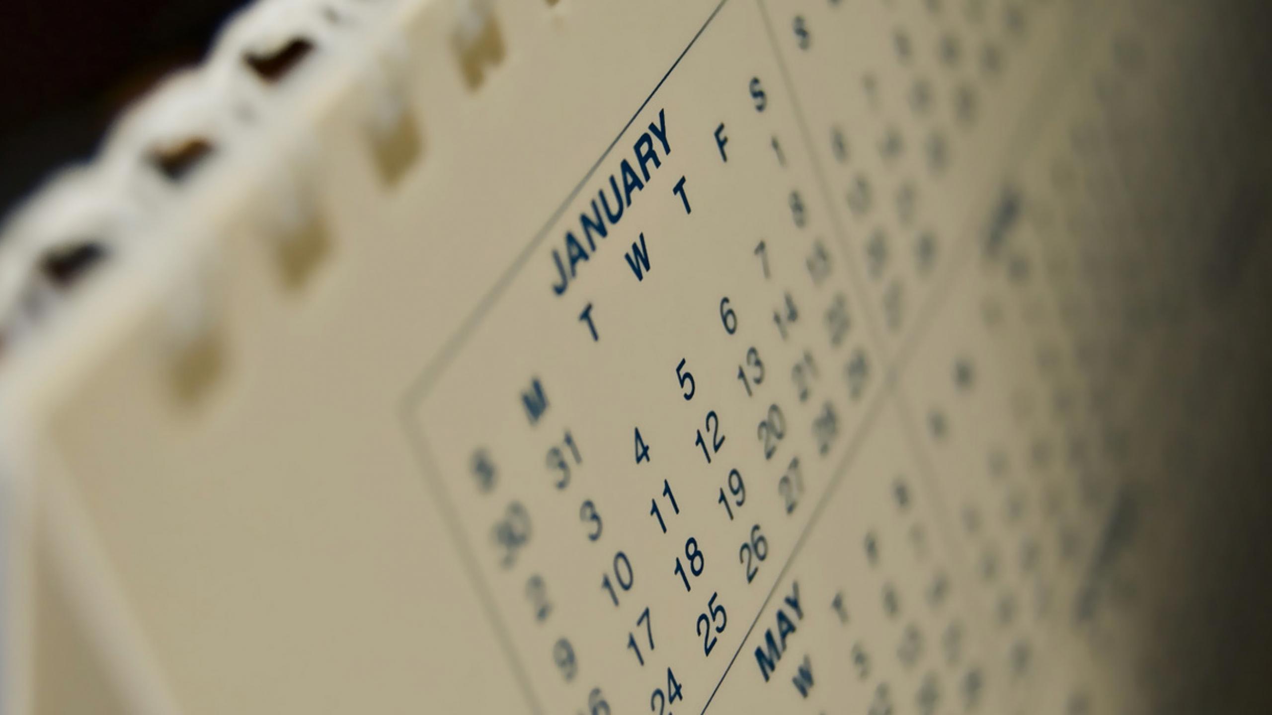 Kalender makro