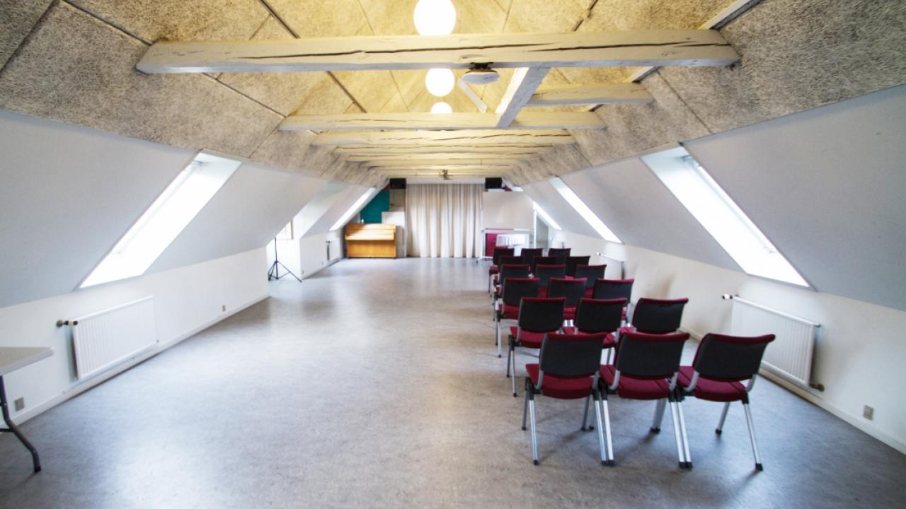 Loftet Huset
